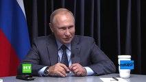 La Grande Interview - Vladimir Poutine