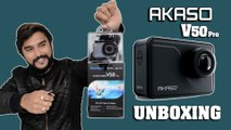 Akaso V50 Pro Unboxing And First Impression: Amazing Action Camera In Budget Segment