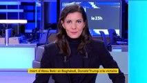 Mort d'al-Baghdadi : crainte de représailles en France