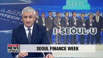 Capital hosts Seoul Finance Week with opening of S. Korea's largest fintech lab
