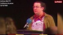 Il y a 39 ans, Coluche candidat à la présidentielle