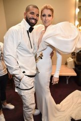 Celine Dion Saves Drake From Getting a Tattoo of Her Face