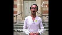 Dans les coulisses de Paris : David, agent d'accueil à la Ville de Paris