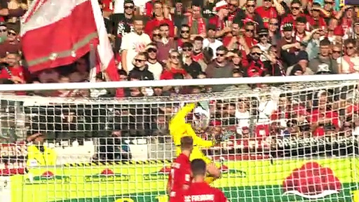 9. Hafta / Freiburg - RB Leipzig: 2-1 (Özet)