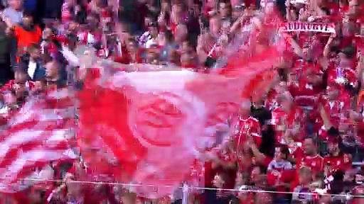 9. Hafta / Bayern Münih - Union Berlin: 2-1 (Özet)