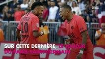 PSG – OM : Neymar taclé par Mauro Icardi pour son look audacieux