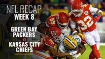 Week 8: Packers beat Chiefs at Arrowhead