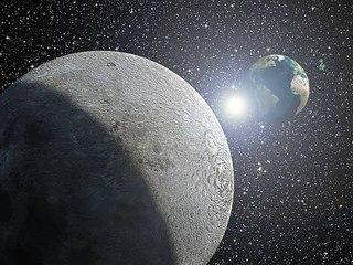 Die Auswirkungen des Verschwindens des Mondes auf die Erde