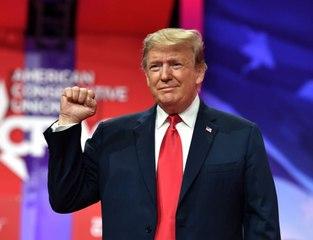 Donald Trump will eine Weltraummiliz