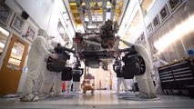 Le véhicule d'exploration de la NASA est debout!