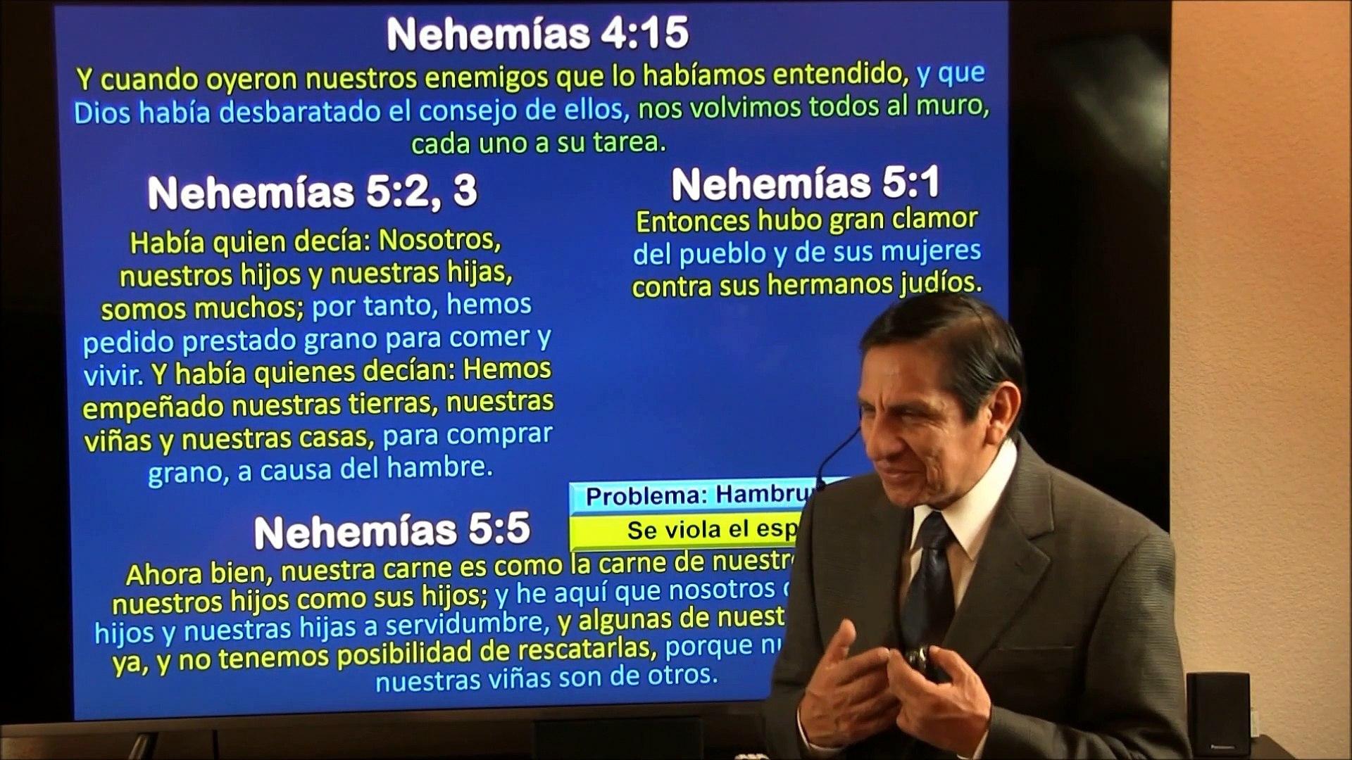 Lección 5: Se viola el espíritu de la ley - Escuela sabatica 2000