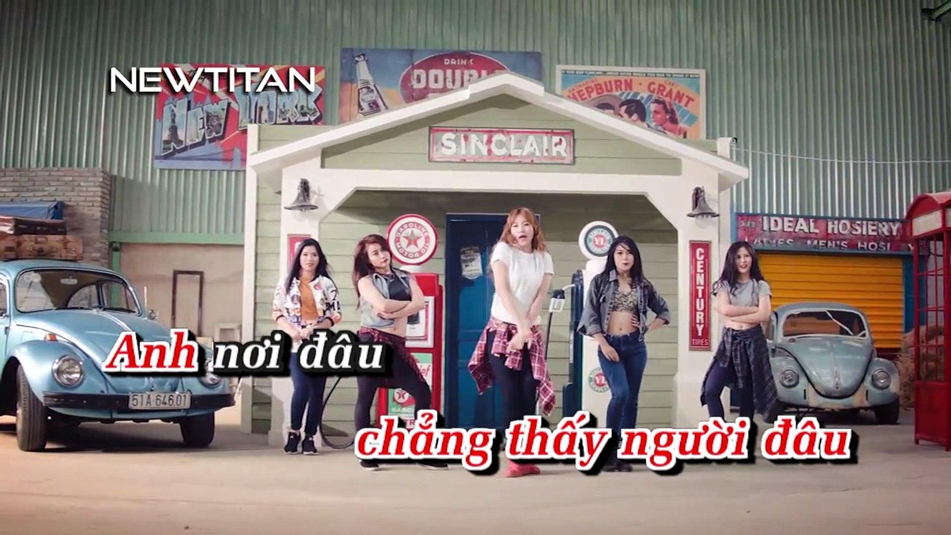 [Karaoke] Hương Đêm Bay Xa - Hari Won [Beat]