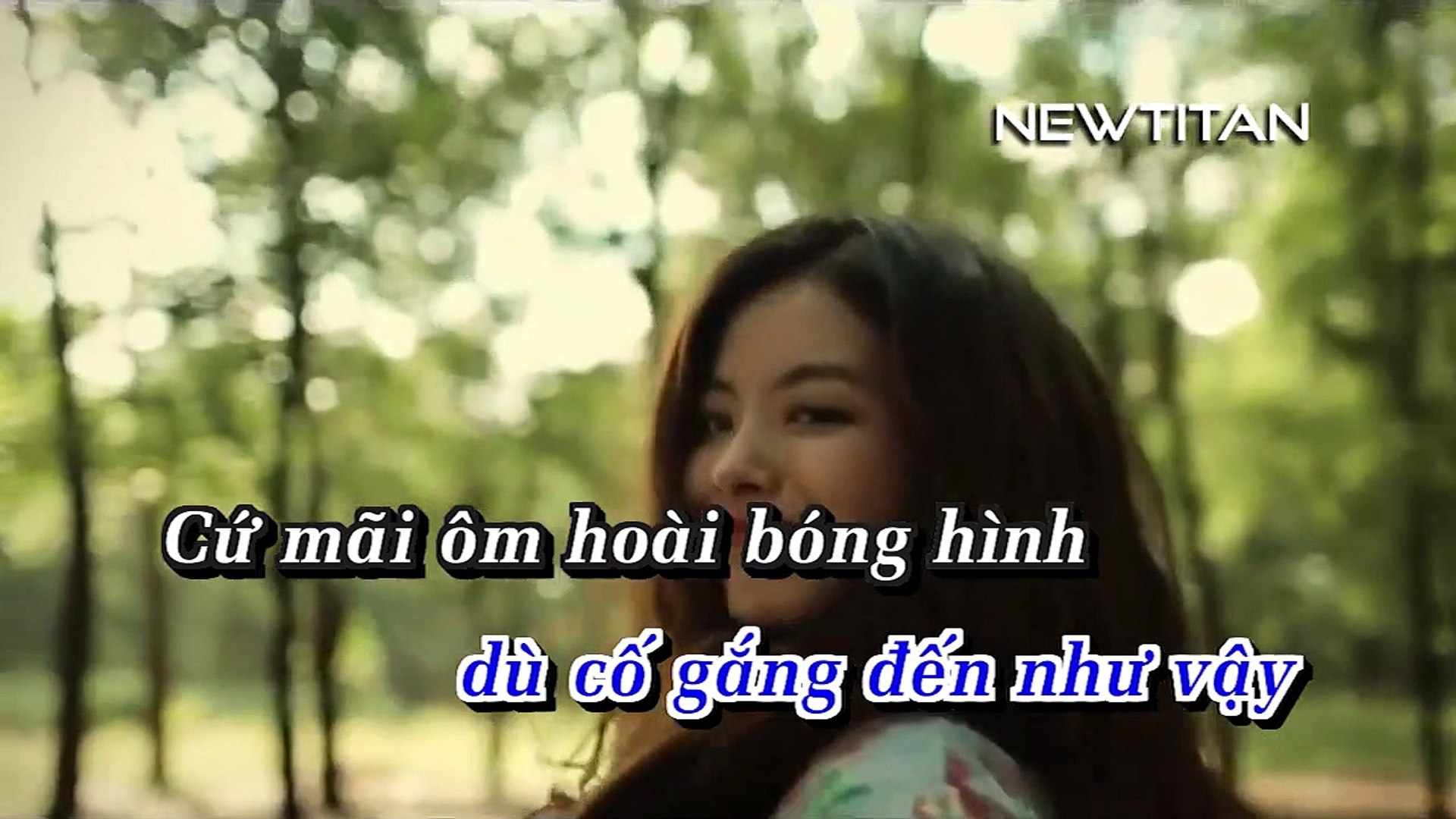 [Karaoke] Yêu Sau Lưng Em - Vương Anh Tú [Beat]