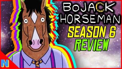 BoJack Horseman Season 6 Pt.1: Calm Before the Storm (Review) | N+C