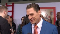 'Playing With Fire' Premiere: John Cena