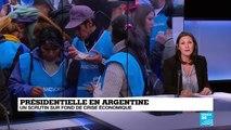 """Maricel Rodriguez-Blanco sur France 24: """"Les promesses de Macri n'ont pas été tenues"""""""