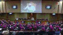 Église catholique : le célibat des prêtres bientôt remis en question ?