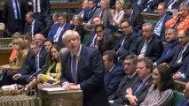 Boris Johnson sufre un nuevo revés en el Parlamento