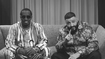 Diddy and DJ Khaled on Having Children, Meeting Each Other | The First Time