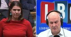 Jo Swinson's Reaction To Johnson's 12 December Election Defeat