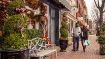 We've Found the Perfect Southern Town for a Hallmark Christmas Movie