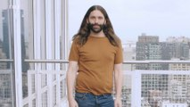 This Morning Beauty Routine is How Jonathan Van Ness Gets Camera-Ready | Waking Up With | ELLE