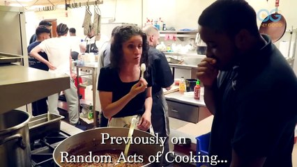 Thanking Mentors with Goose, Guidance, and Gratitude - Random Acts Of Cooking (E2:P3)