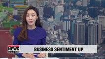 S. Korea's business sentiment rises in October