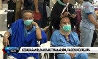 Gubernur DKI Jakarta Anies Baswedan Datangi Lokasi Kebakaran RS Mayapada