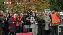 A Paris, les Français se rassemblent contre l'islamophobie