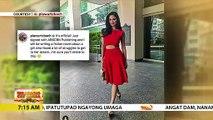 Pia Wurtzbach, pumirma ng kontrata sa ABS-CBN Publishing | UKG