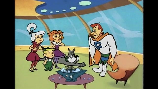 "The Jetsons season 2 chapter 5 ""Super George"""