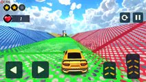 Taxi Car Stunts Games 3D Ramp Car Stunts Impossbile Car Games - Android GamePlay