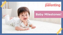 A Guide To Your Baby's Milestones