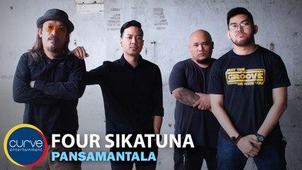Four Sikatuna - Pansamantala - Official Lyric Video