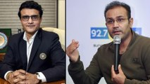 Ganguly Will Become West Bengal Chief Minister : Virender Sehwag || Oneindia Telugu