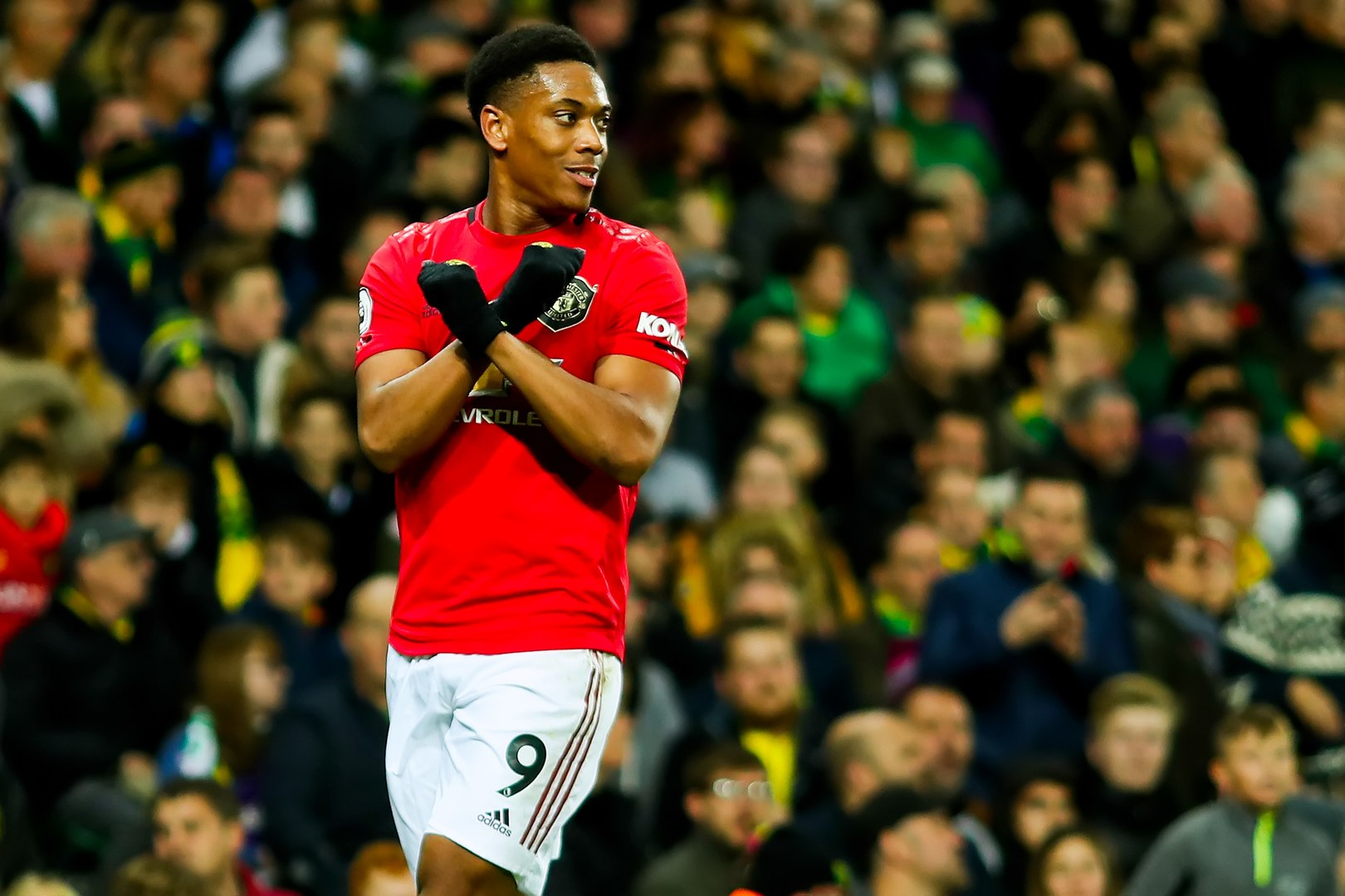 Manchester United : les stats d'Anthony Martial saison 2019 / 2020