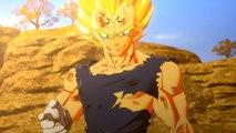Dragon Ball Z : Kakarot - Vidéo de gameplay avec Vegeta