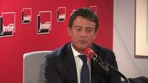 """Manuel Valls : """"En France, de la dissuasion nucléaire à la vitesse sur les routes, on attend tout, tout, tout d'un seul homme, un seul personnage : le président de la République"""""""