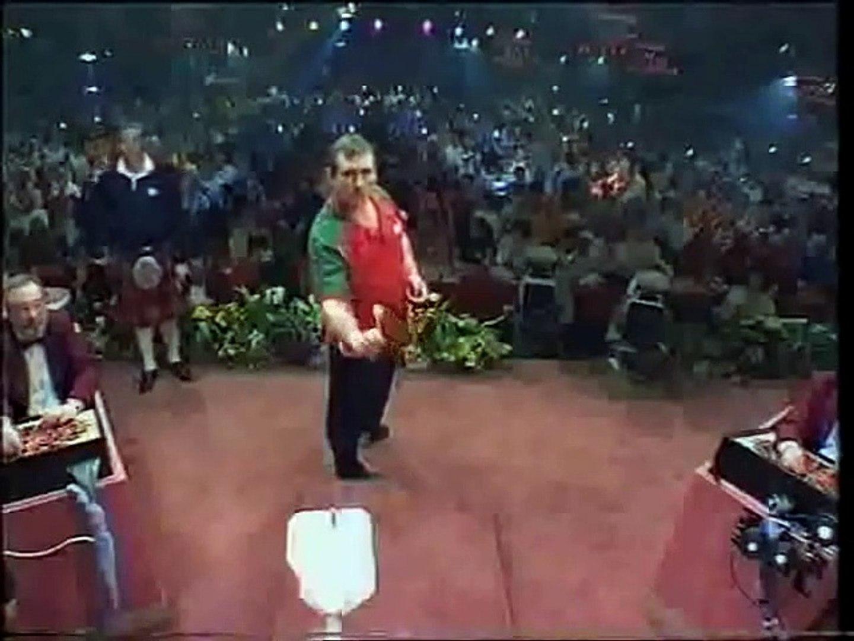 BDO World Darts Championship Final 1997 - Les Wallace vs Marshall James  1of3