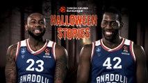 Haunted Halloween memories: Anadolu Efes Istanbul