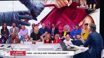 Le monde de Macron: les vols avec violence explosent à Paris ! - 29/10