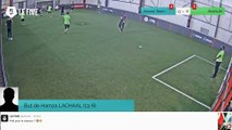 But de Hamza LACHAAL (13-6)