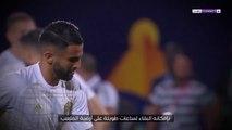 """""""En retard, Mahrez a du prendre un taxi"""""""