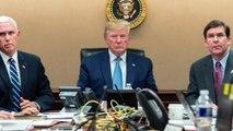 """Donald Trump annonce la mort de Abou Bakr al-Baghdadi: """" Il est mort comme un chien"""""""