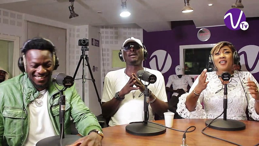 Vibe Night Show : belle ambiance avec Molare