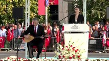 29 Ekim Cumhuriyet Bayramı kutlanıyor - Vatan Caddesi geçit töreni (2)