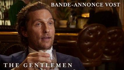THE GENTLEMEN - Bande-annonce VOST