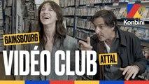 Le Vidéo Club d'Yvan Attal & Charlotte Gainsbourg