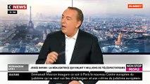 EXCLU - Josée Dayan: «Il y a une ambiance négative que je n'aime pas en ce moment en France, les gens sont hargneux» - VIDEO